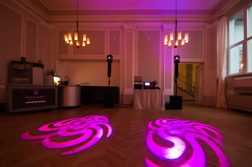 uplighting dj rheine