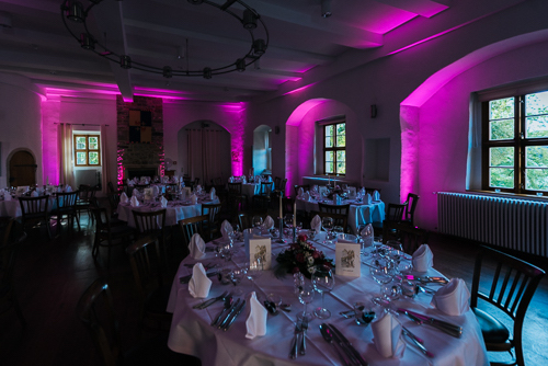 uplighting dj bad oeynhausen